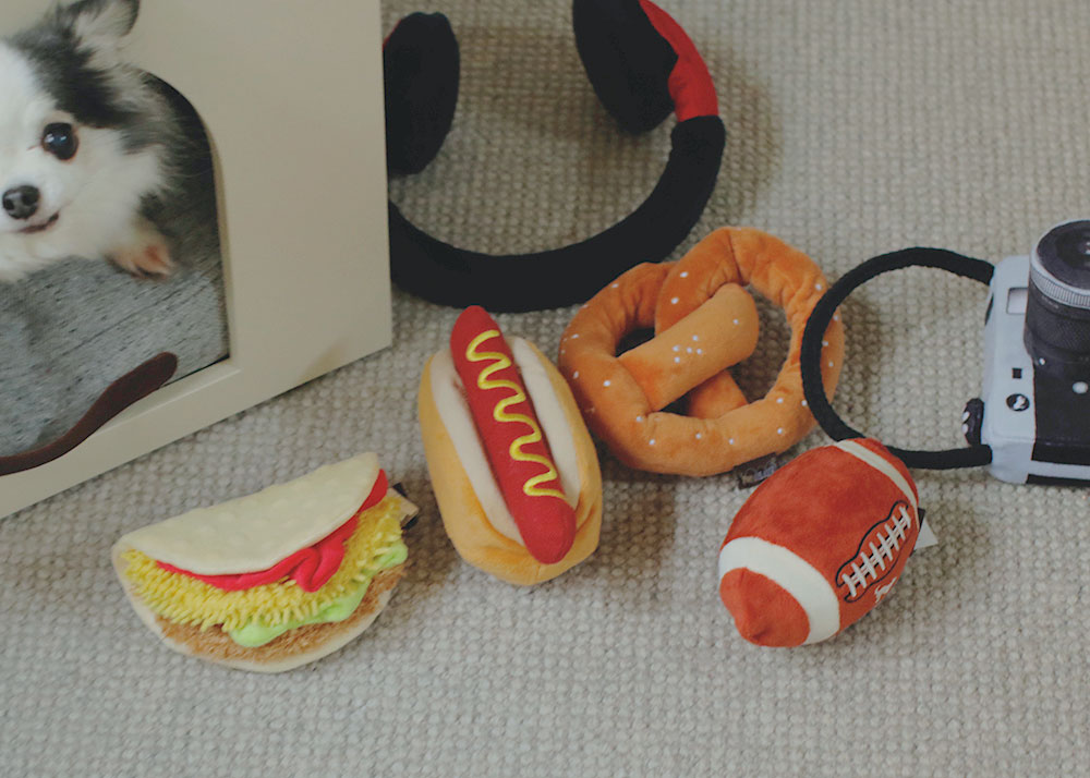 犬のおもちゃ特集