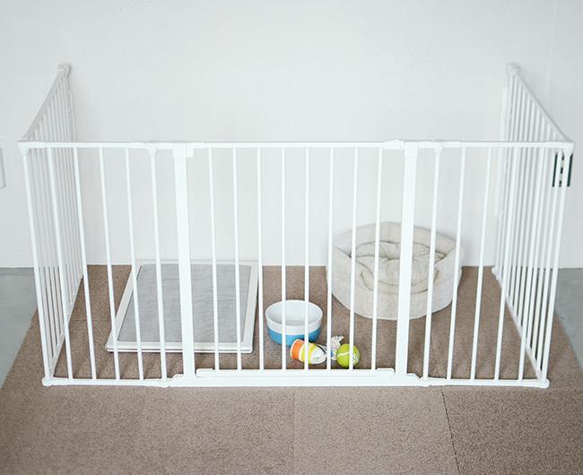 室内犬用ケージ | サークル |  スカンジナビアンペットケージ(XLサイズ)