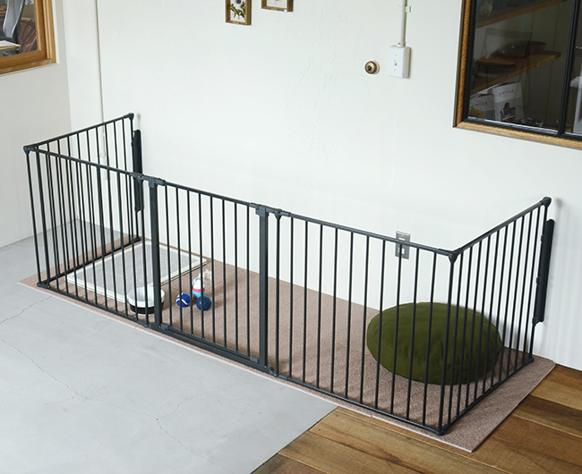 室内犬用ケージ   サークル    スカンジナビアンペットケージ(XLサイズ)