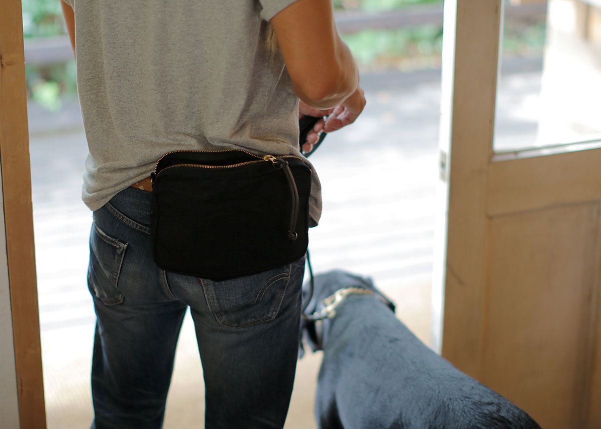 UTILITY BELT & BAG - we original -