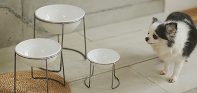 BOWL & STAND SET -we original-