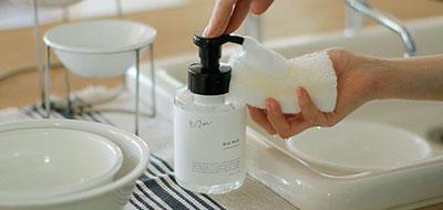 食器用洗剤 Earth Water - Dish Wash -