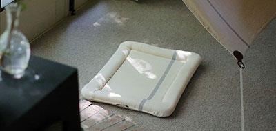 洗えるコットンマット Washable Cotton Mat 2021- we original -